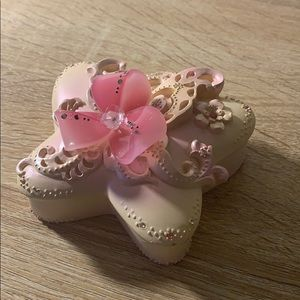 Baby Pink Jewelry Box